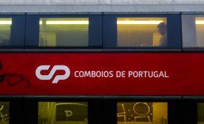 CP prevê perturbações na circulação de comboios entre os dias 27 e 29 devido à greve