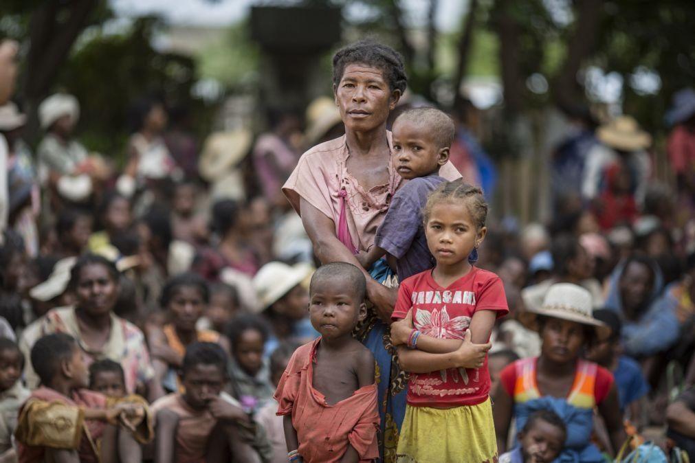 Madagáscar é o primeiro país do mundo onde se passa fome devido às alterações climáticas
