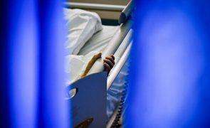 Covid-19: Lisboa e Vale do Tejo com 86% das camas de cuidados intensivos ocupadas