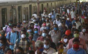 Covid-19: Índia com 48.698 casos e 1.183 mortes