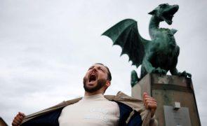 Zlatko, o 'rapper' esloveno na mira do Governo de Jansa