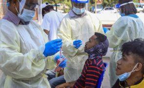 Covid-19: Sobe para 21 o número de mortos em Timor-Leste