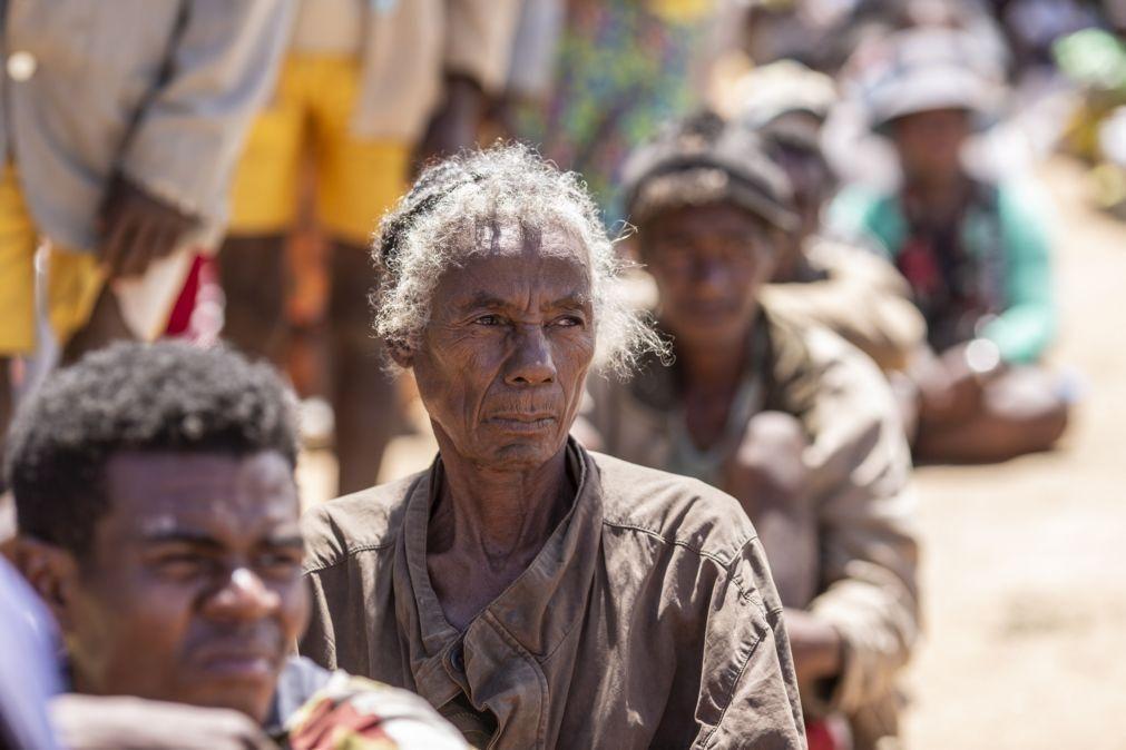 Seca no sul de Madagáscar ameaça de fome mais de 400.000 pessoas