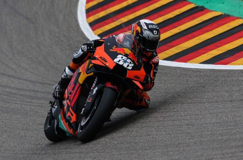 Miguel Oliveira qualifica-se em sexto para o GP dos Países Baixos de MotoGP