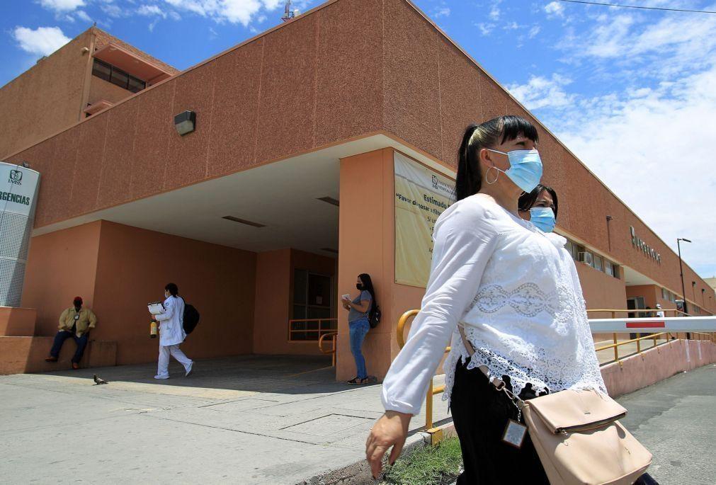Covid-19: México com 175 mortos e 5.051 casos nas últimas 24 horas
