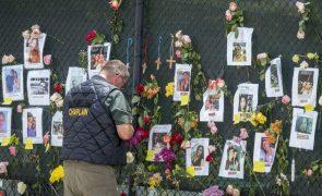 Sobe para cinco número de mortos confirmados em desabamento de prédio em Miami