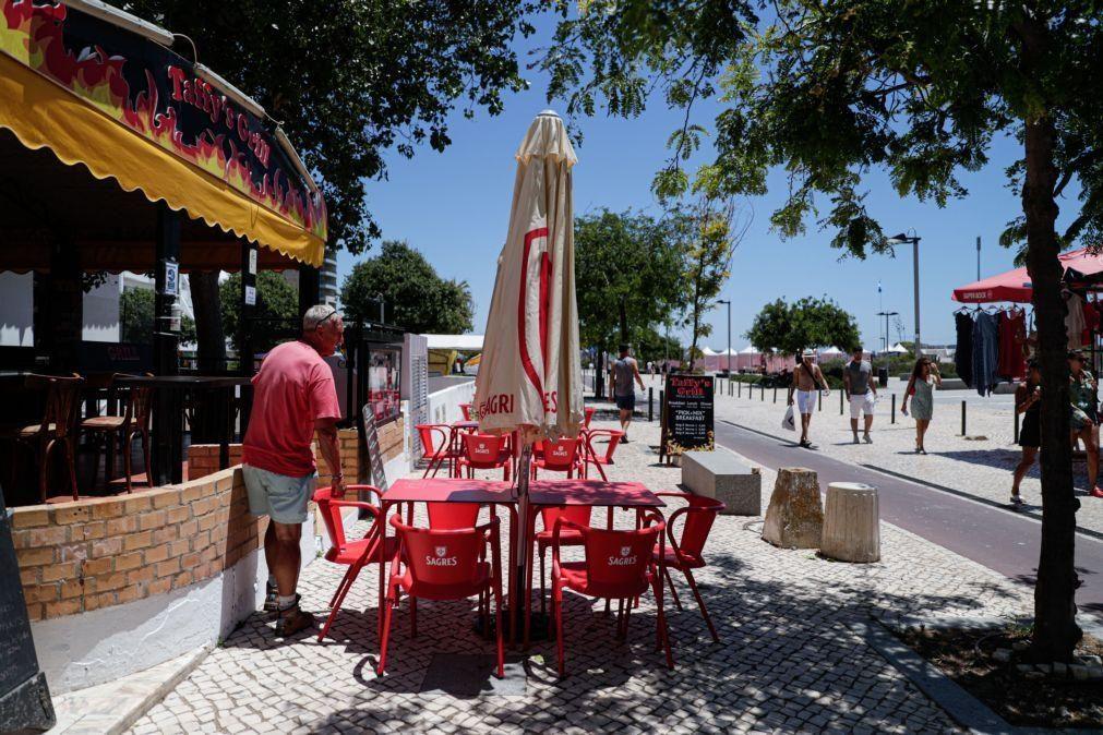 Covid-19: Empresários da Praia da Rocha defendem aposta em novos mercados