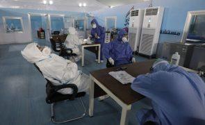 Covid-19: África com mais 331 mortes e 26.823 novos casos nas últimas 24 horas