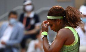 Tóquio2020: Tenista Serena Williams fica de fora dos Jogos Olímpicos
