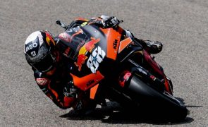 Miguel Oliveira foi quinto no GP dos Países Baixos de MotoGP