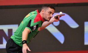 Marcos Freitas conquista medalha de bronze no Europeu de ténis de mesa