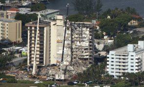 Subiu para nove número de mortos no desabamento de edifício na Florida
