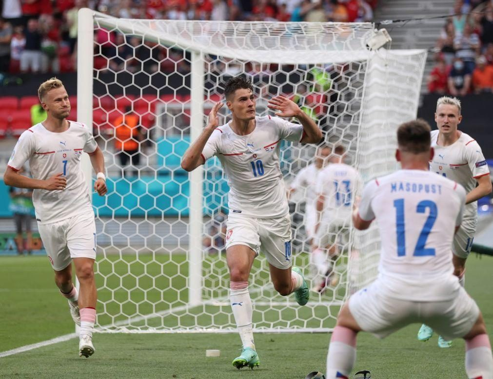 Euro2020: República Checa elimina Países Baixos e defronta Dinamarca nos quartos