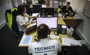 Técnicos de emergência pré-hospitalar iniciam greve de zelo por tempo indeterminado