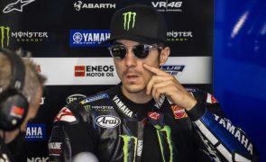 Maverick Viñales deixa Yamaha no final do Mundial de MotoGP de 2021