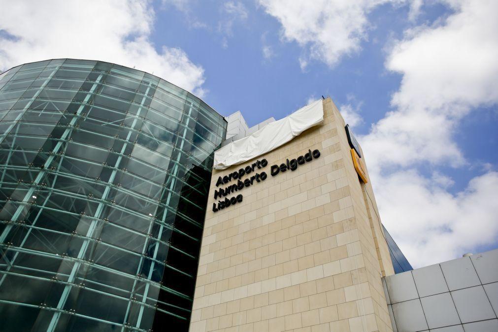 Covid-19: Terminal 2 do aeroporto de Lisboa reabre na quinta-feira