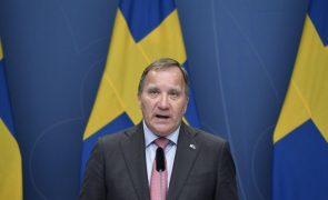 Primeiro-ministro sueco demite-se e pede ao Parlamento para formar novo Governo