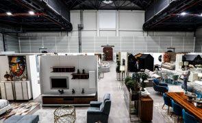 Exportações de mobiliário somam 602 ME até abril e aproximam-se de níveis pré-pandemia