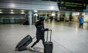 Covid-19: Operadores turísticos criticam quarentena de Portugal ao Reino Unido