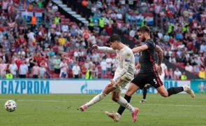 Euro2020: Espanha bate Croácia por 5-3 no tempo extra e está nos 'quartos'