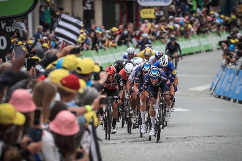 Tour: Ciclistas falam de