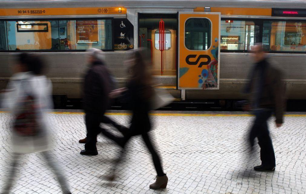 Greve dos trabalhadores da IP suprime 272 comboios até às 18:00 - CP
