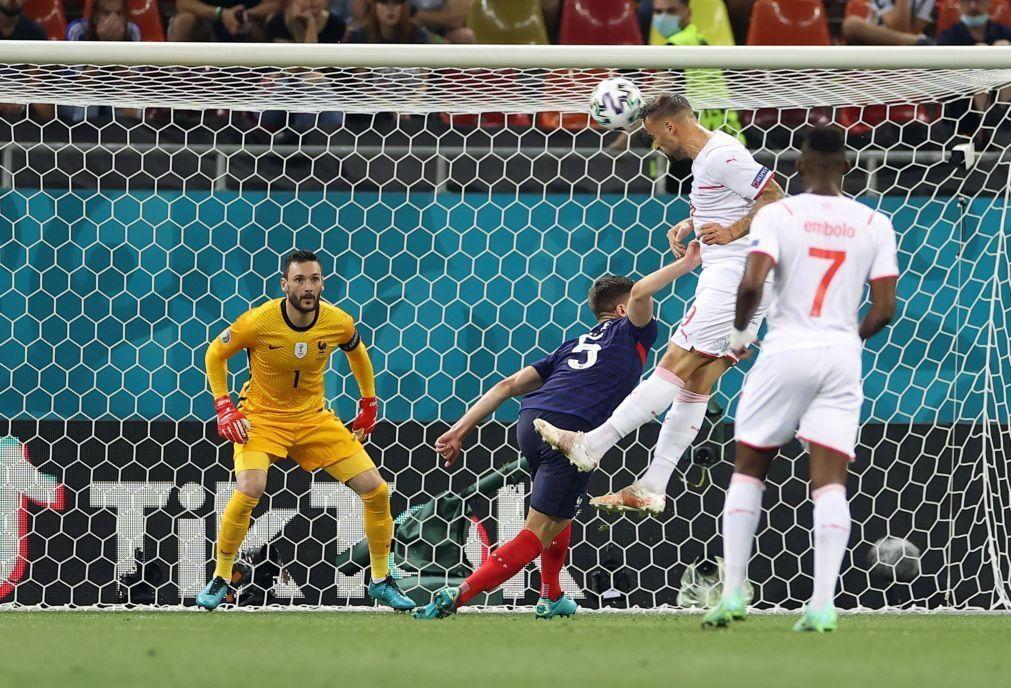 Euro2020: Benfiquista Seferovic marcou golo 800 da história dos Europeus