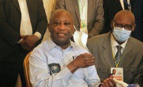 Antigo Presidente da Costa do Marfim diz que foi julgado porque era