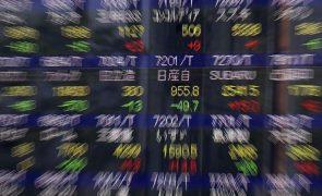 Bolsa de Tóquio fecha a perder 0,81%