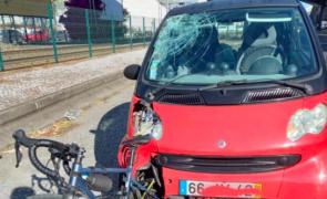 Ciclista grávida morre após colisão com veículo em Lisboa