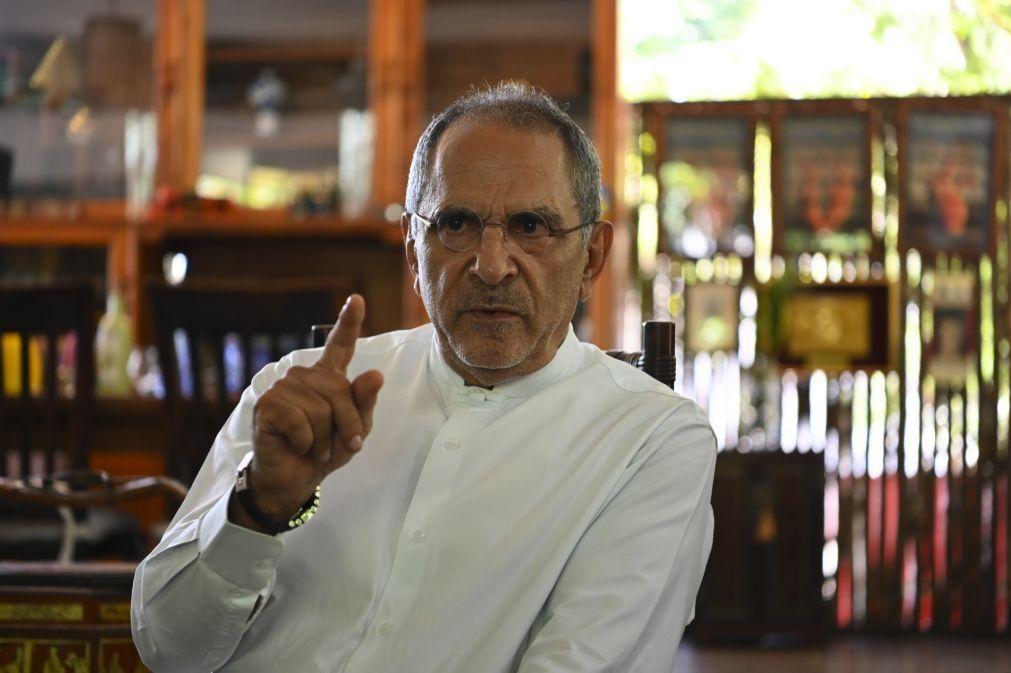Ex-PR timorense José Ramos-Horta demite-se do Conselho de Estado