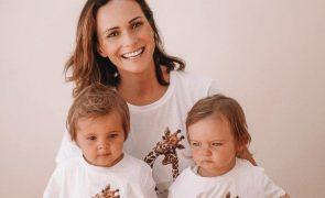 Filhas de Helena Costa completam dois anos e estão tão crescidas [fotos]