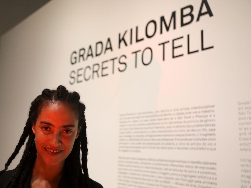 Artista Grada Kilomba abre temporada de outono do Museu de Arte e Arquitetura