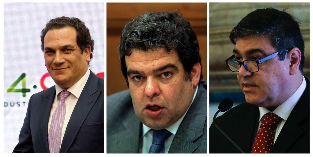 Ministério Público constitui arguidos três secretários de Estado