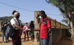 Covid-19: Moçambique regista mais três mortes e 406 novos casos