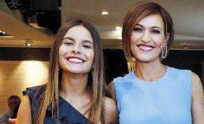 Fátima Lopes radiante com conquista da filha: «Tenho tanto orgulho»
