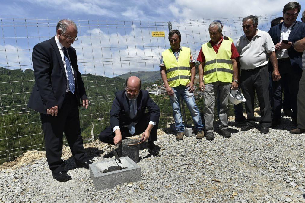 Ministro do Ambiente garante que mais de 80% dos esgotos são devidamente tratados