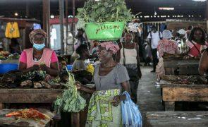 Covid-19: Angola com 69 novas infeções e três mortes nas últimas 24 horas