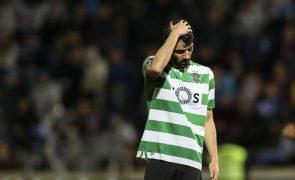 Luís Neto diz que o Sporting vai dar resposta à altura já na final da Supertaça