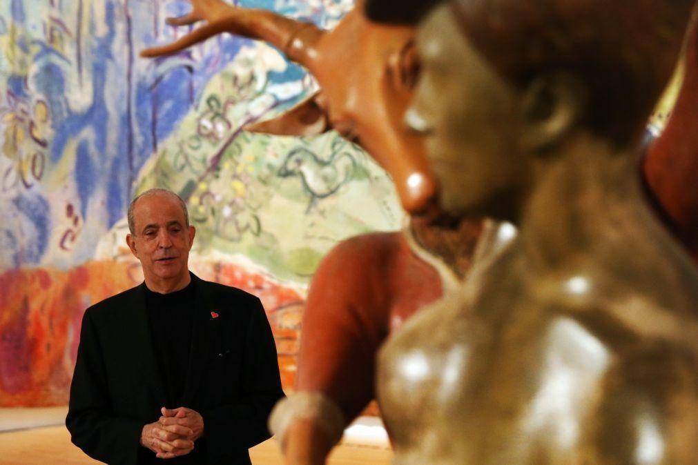 Empresário José Berardo tem cerca de 2.200 obras de arte arrestadas pelas autoridades