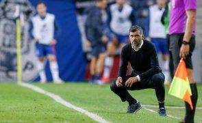FC Porto e Sérgio Conceição multados pelo Conselho de Disciplina da FPF
