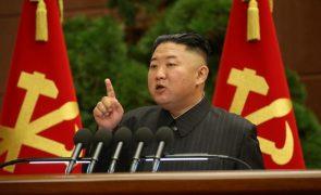 Covid-19: Líder norte-coreano demite responsáveis por 'incidente grave'
