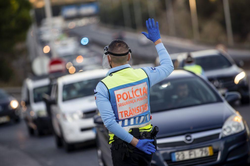 Dez mortos e 2.065 acidentes durante campanha de segurança rodoviária