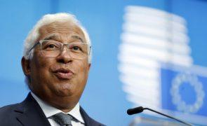 UE/Presidência: Costa considera que presidência portuguesa termina