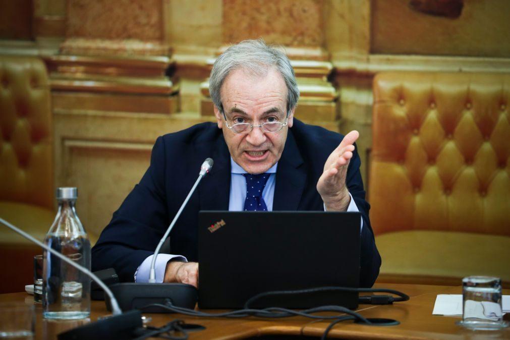 Morreu João Figueiredo, membro português do Tribunal de Contas Europeu