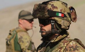 Itália repatriou os seus últimos soldados do Afeganistão