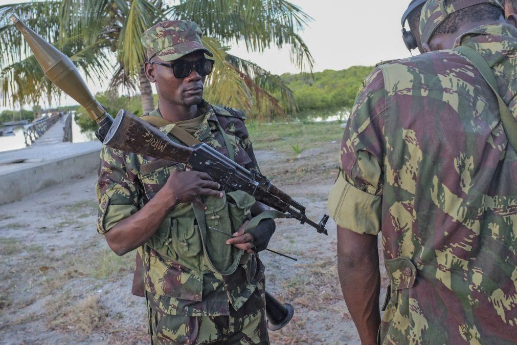 Moçambique/Ataques: Estados-membros da UE endossam missão de formação militar