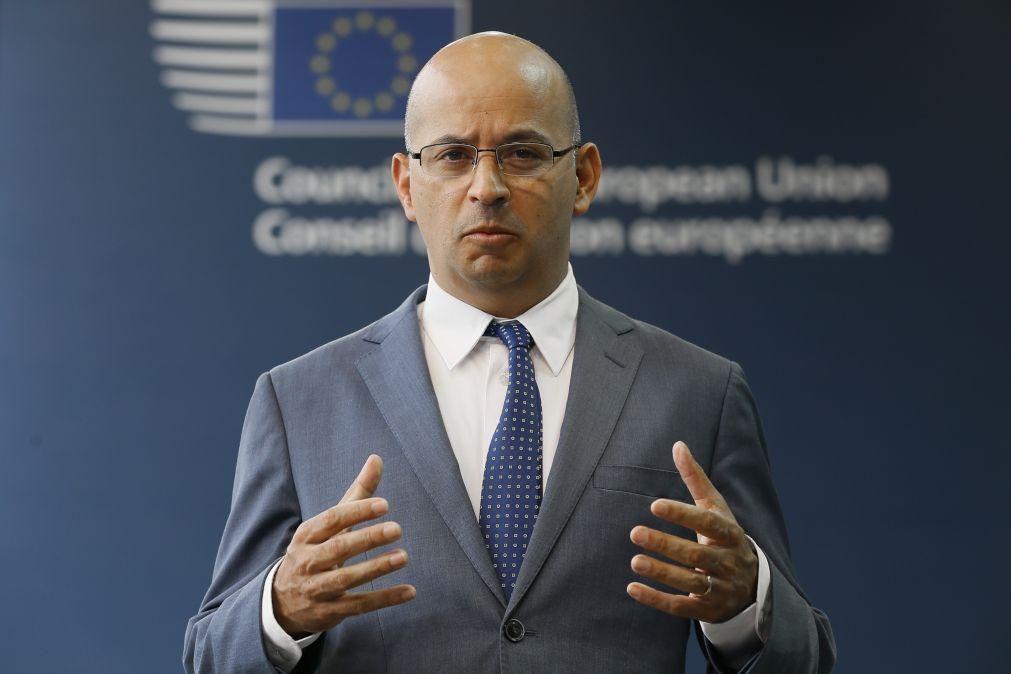 UE/Presidência: João Leão diz que