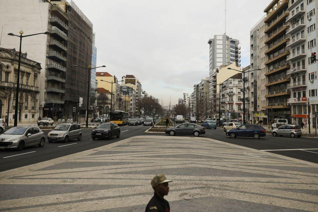 Brisa vai ter sistema de partilha de carros em Lisboa até final do ano