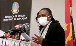 Presidente angolano exonerou governadora de Luanda